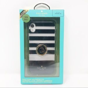 Kate Spade NY IPhone X/XS Case And Ring Stand